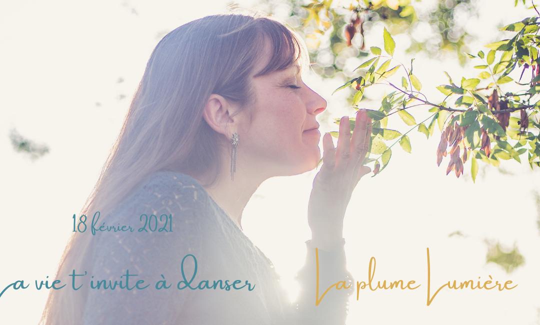 La vie t'invite à danser